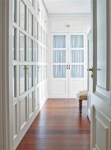 Muebles a medida en la solana muebles los pepotes - Cortinas para pasillos ...