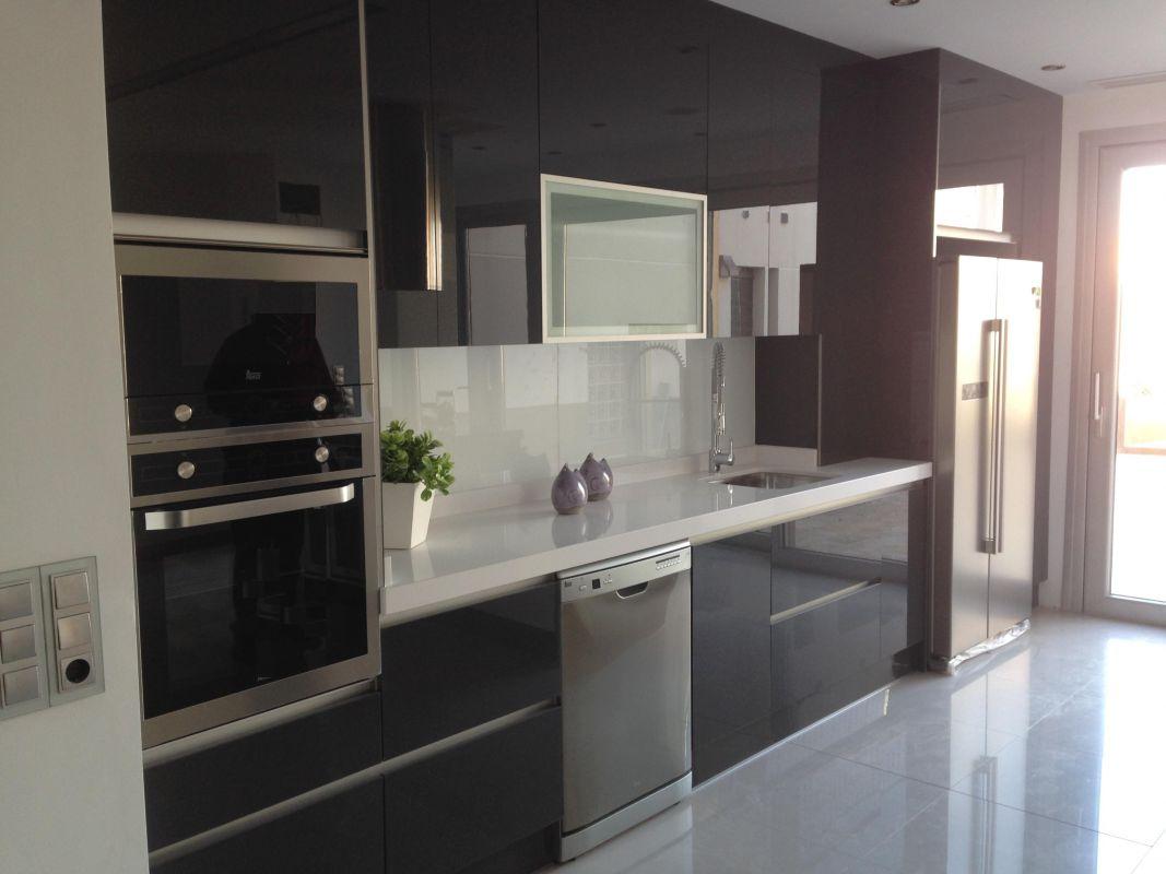 Muebles de cocina luxe madrid muebles los pepotes - Muebles de cocina madrid ...
