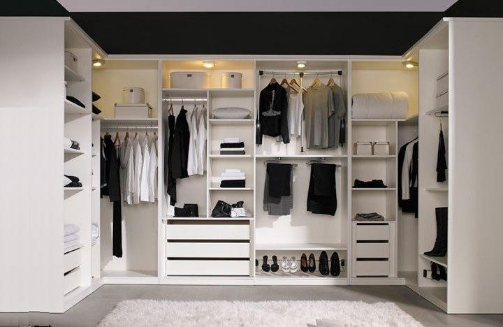 Vestidor laminado blanco muebles los pepotes - Muebles los pepotes ...