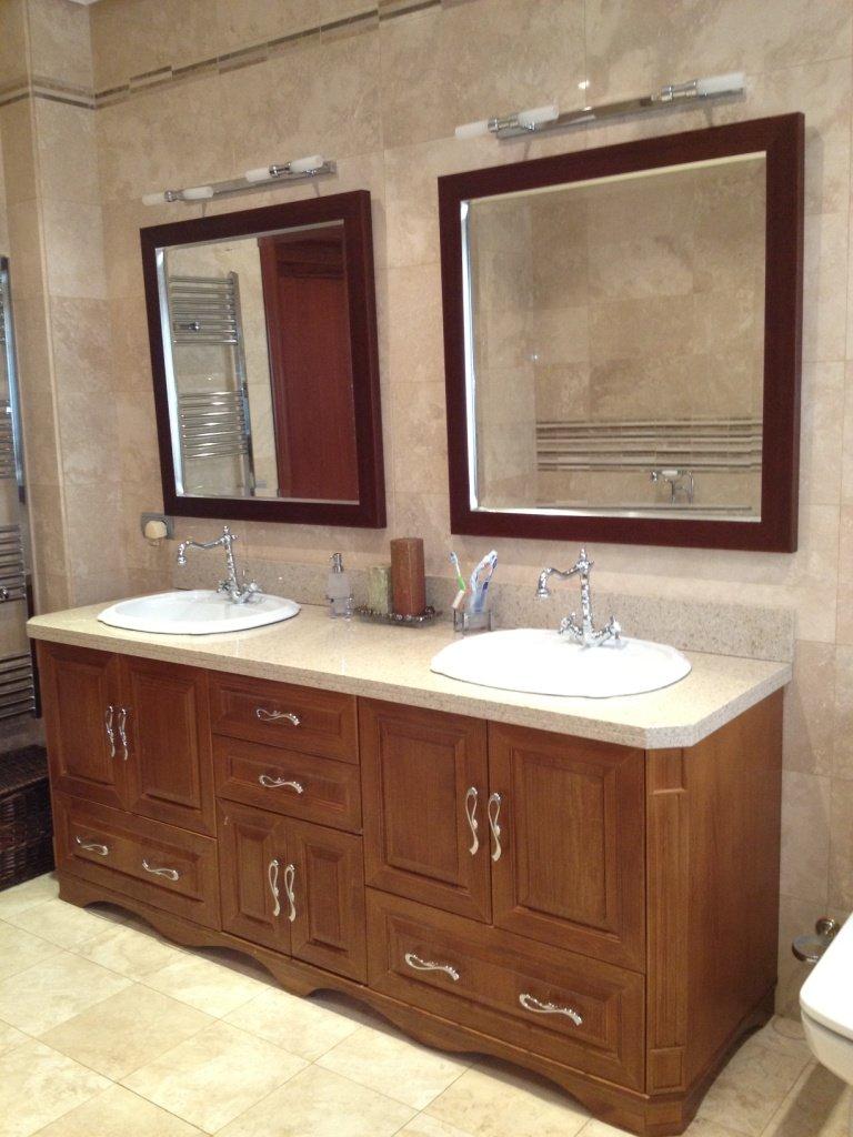 Mueble de ba o madera muebles los pepotes - Muebles los pepotes ...